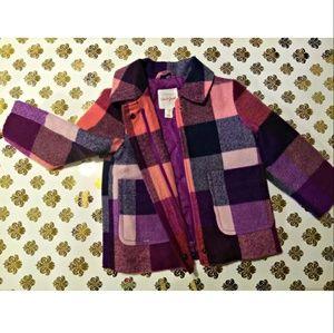 Toddler Girl Coat